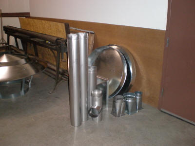 Stainless Pipe & Fittings